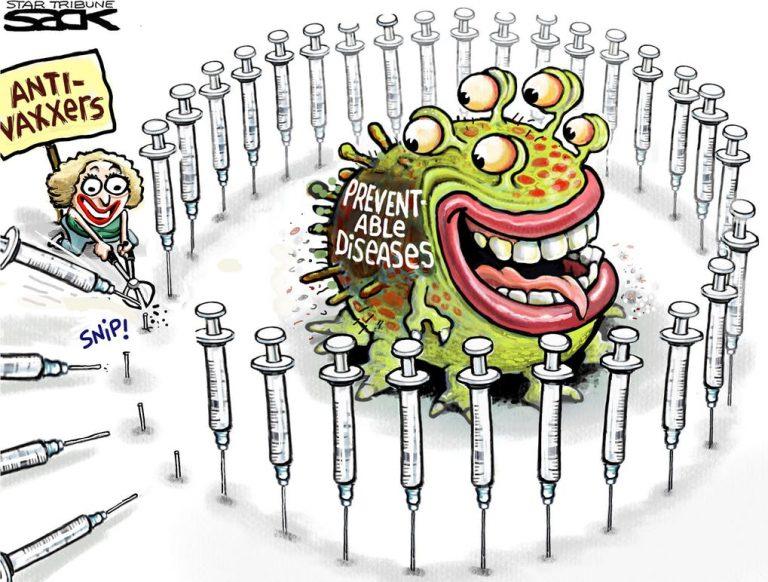 Anti-vaxx fundamentaliste Eva van Zeeland