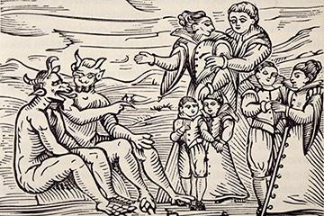 Argos en het onbestaande satanische rituele misbruik