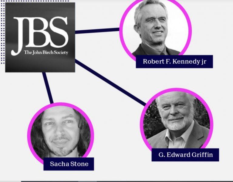 De ontbrekende schakel van de John Birch Society met Robert F. Kennedy Jr.